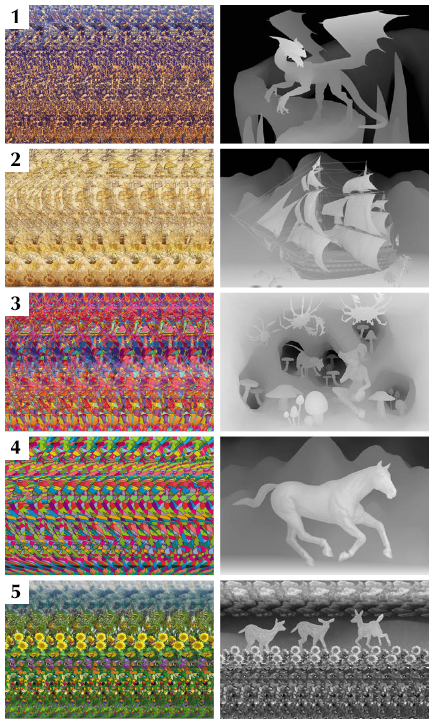 brain crush hologram art
