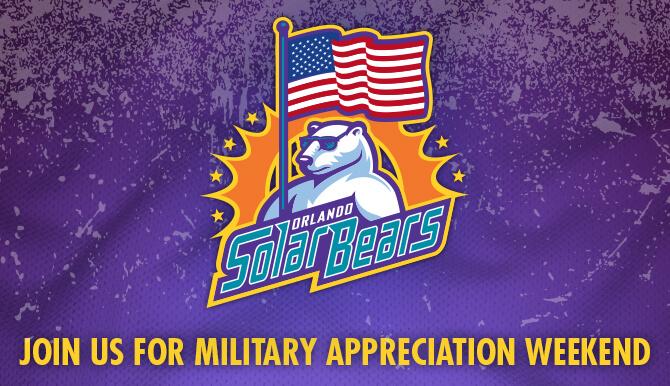 Solar Bears Veterans Day