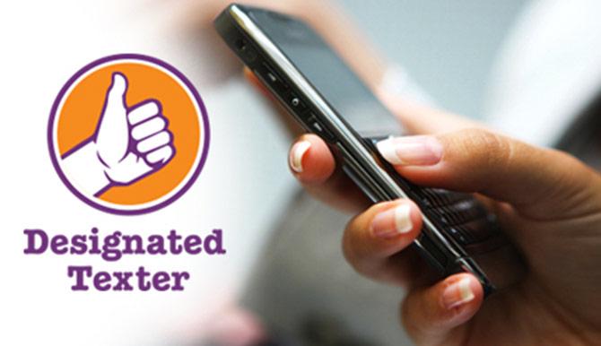 designated-texter