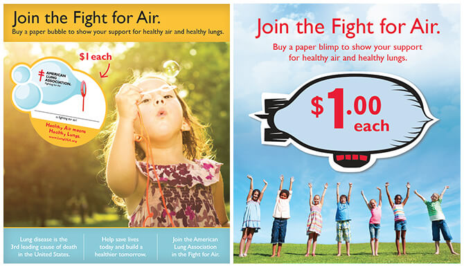 American Lung Fight for Air