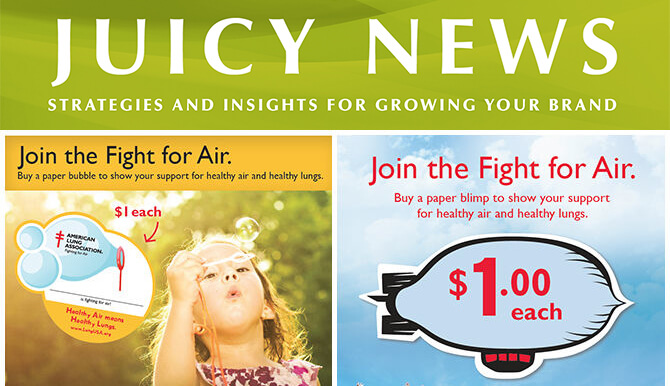 Juicy News - April 2014 Fight for Air