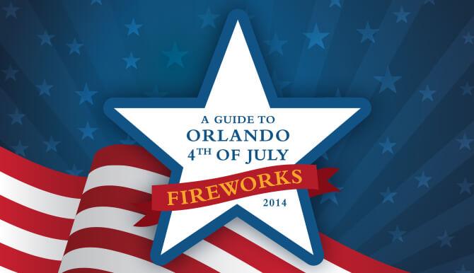 Orlando Fourth of July guide header