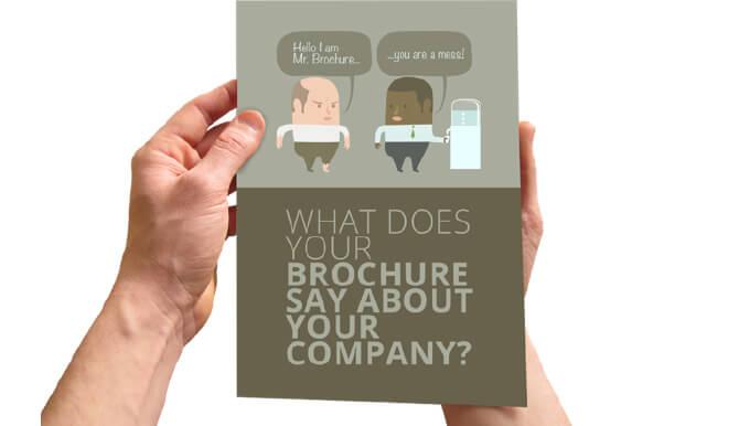 print brochure