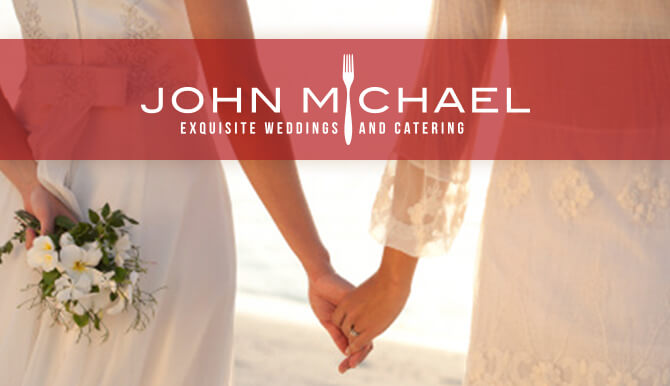John Michael wedding