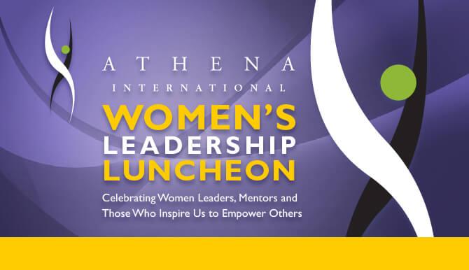 ATHENA Women's Leadership Luncheon
