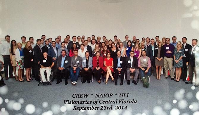 Visionaries of Central Florida group photo