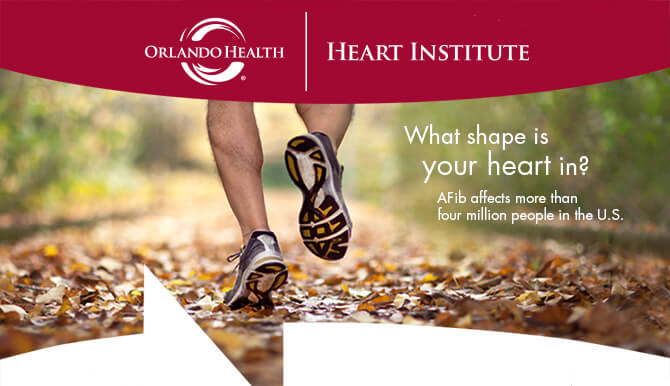 Orlando Health Heart Institute AFib