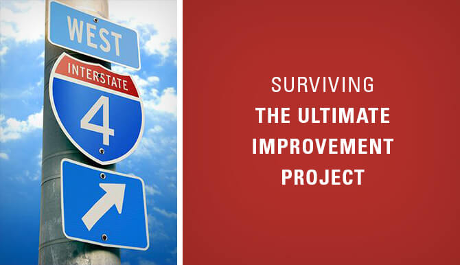 Surviving the ultimate I-4 improvement project.