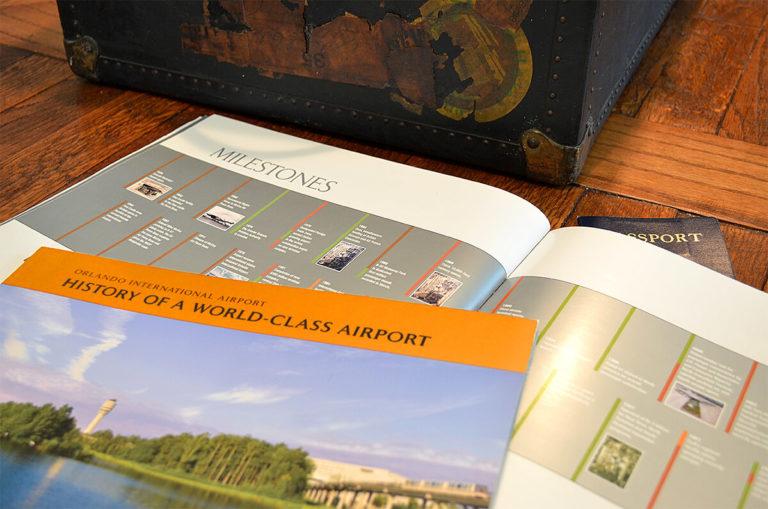 Orlando International Airport portfolio piece