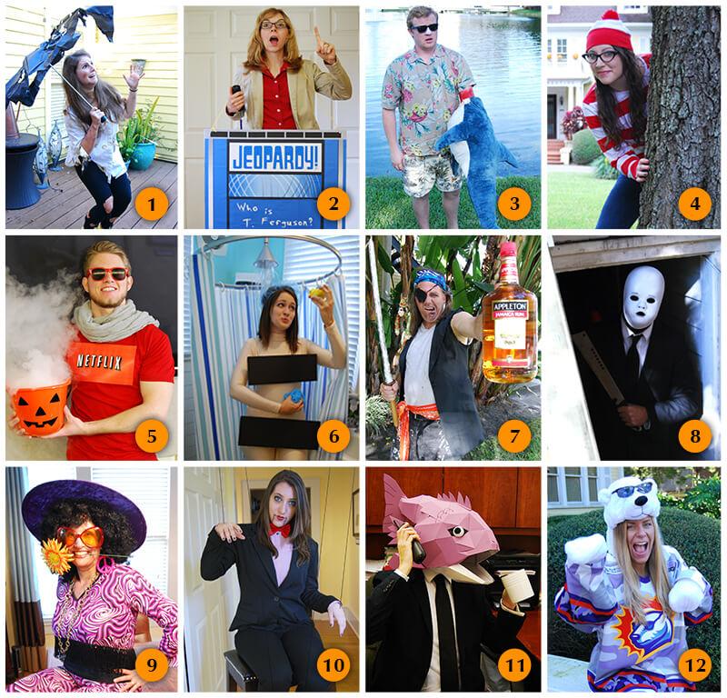 Appleton Creative Orlando Halloween 2015 Contest