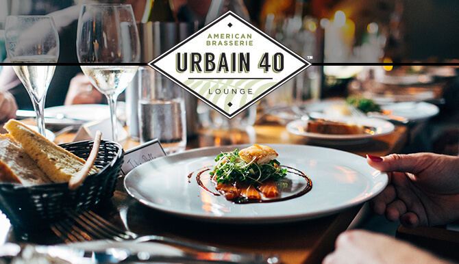 New Orlando Restaurant: Urbain 40 at Dellagio Shopping Center