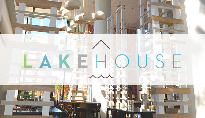 Hyatt Lake House Restaurant