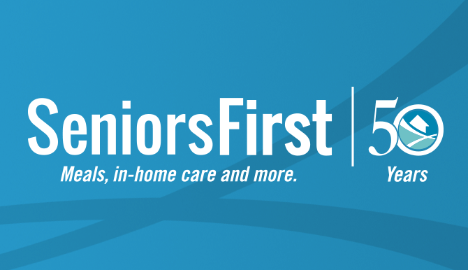 Seniors First Meals, in-home care and more.