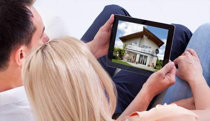 online real estate marketing