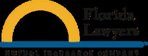 Florida lawyers mutual insurance company old logo