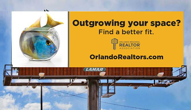 Orlando Billboard ad