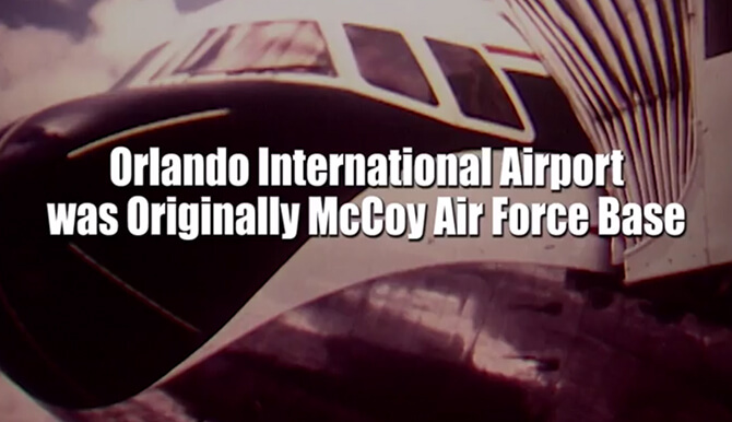 video marketing for orlando international airport